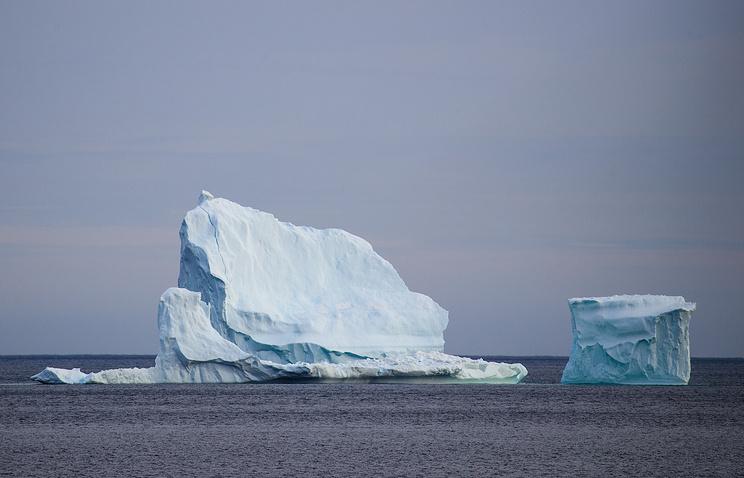 Уберегов ОАЭ могут появиться айсберги изАнтарктики