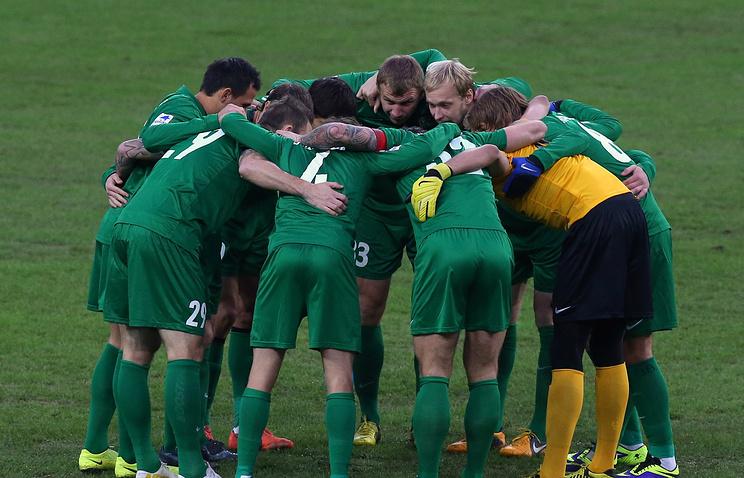 «Томь» выбыла из русской футбольной премьер-лиги