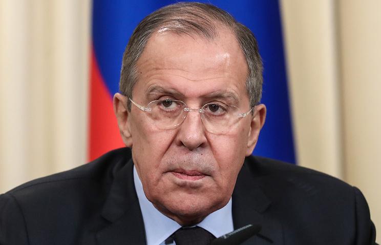 Лавров ожидает вклада США всоздание зон деэскалации вСирии
