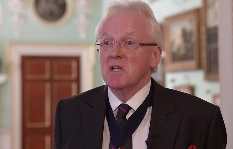 Глава администрации лондонского района Сити Эндрю Пармли