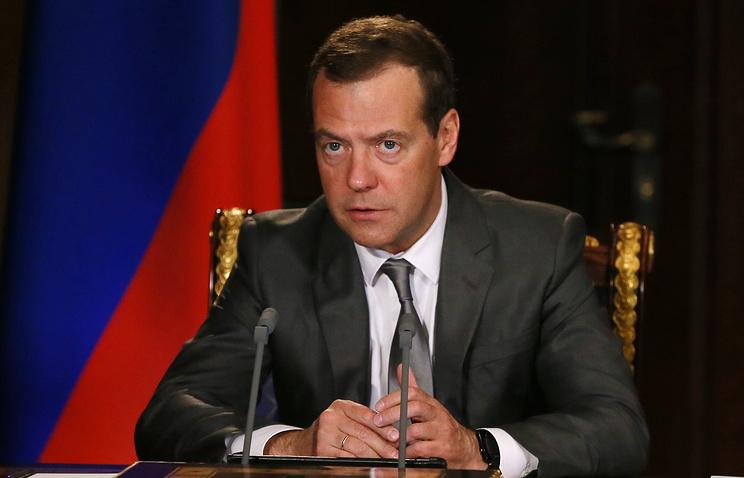 Медведев определил правовой статус русского космонавта