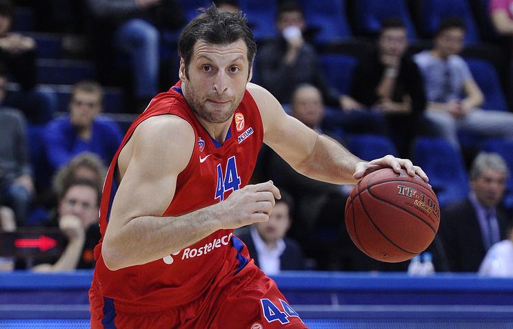 Баскетболисты «Олимпиакоса» неопускали рук вполуфинале Евролиги сЦСКА—  ...