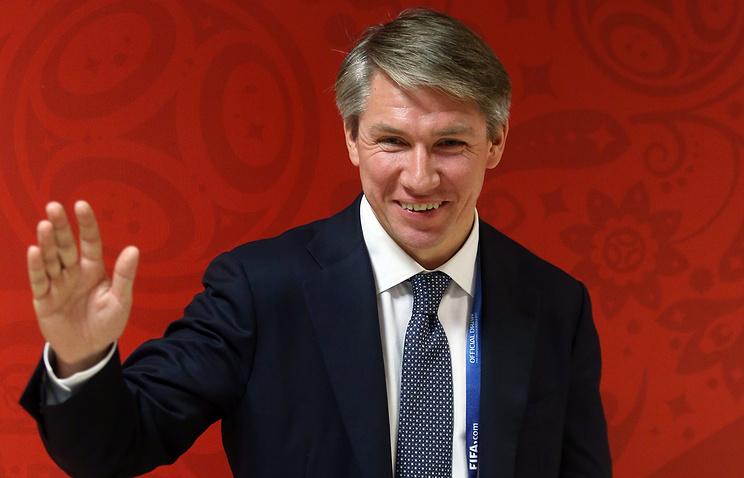 «Мыбудем выдвигать вФИФА Сорокина»— Виталий Мутко