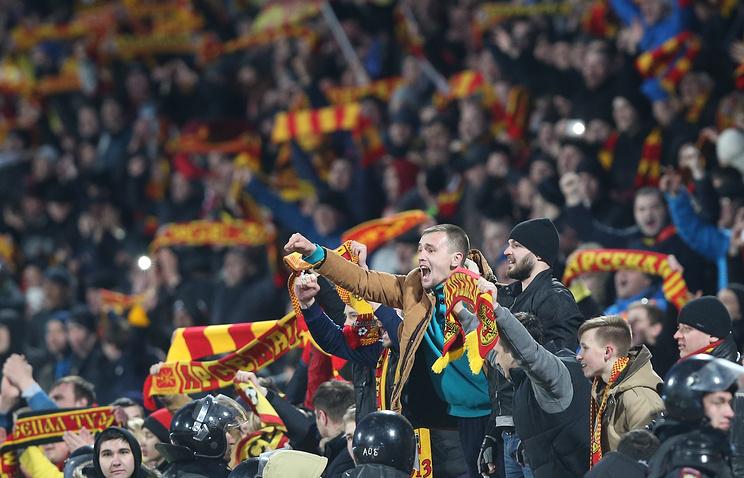 Результаты стыковых матчей 2016/2017: «Арсенал» обыграл «Енисей» исохранил прописку вРФПЛ