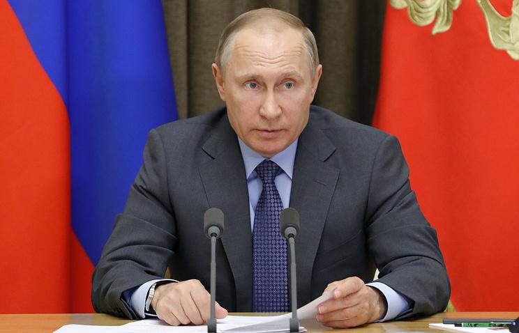 Путин: говорить о кандидатах в президенты РФ на выборах-2018 пока рано