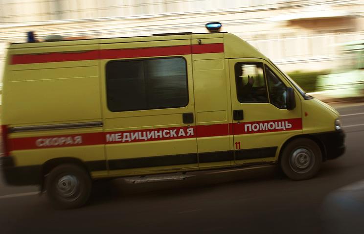 В столице России шофёр вДень защиты детей сбил 2-х школьников