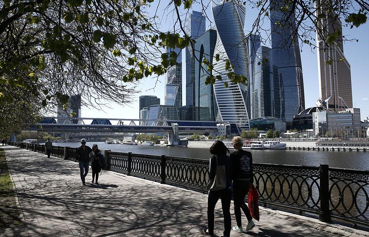 ВМосковском регионе 7июня предполагается  солнечная итёплая погода