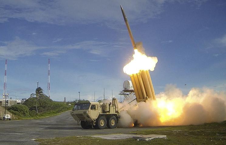 Южная Корея желает остановить размещение американской системы противоракетной обороны