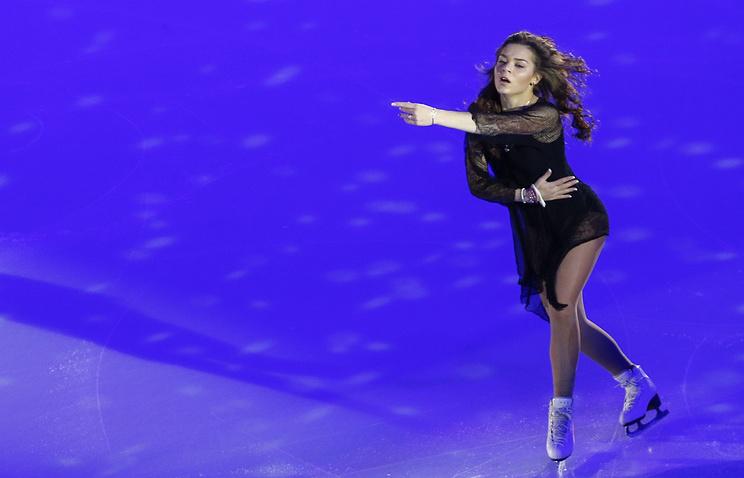 Олимпийская чемпионка Сотникова невошла восновной состав сборной