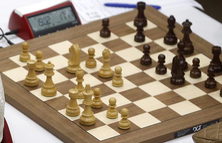 Украинец Кузубов сыграл вничью сазербайджанцем Найдичем начемпионате Европы пошахматам