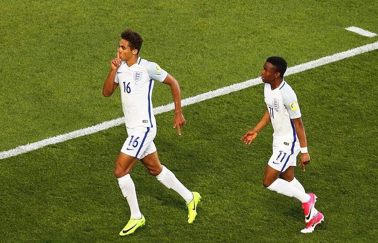 Сборная Британии выиграла Чемпионат мира пофутболу U20