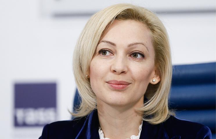 Председатель комитета Госдумы по экологии и охране окружающей среды Ольга Тимофеева