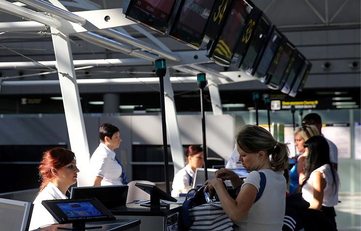 Пассажиропоток кубанских аэропортов ссамого начала года вырос на18%