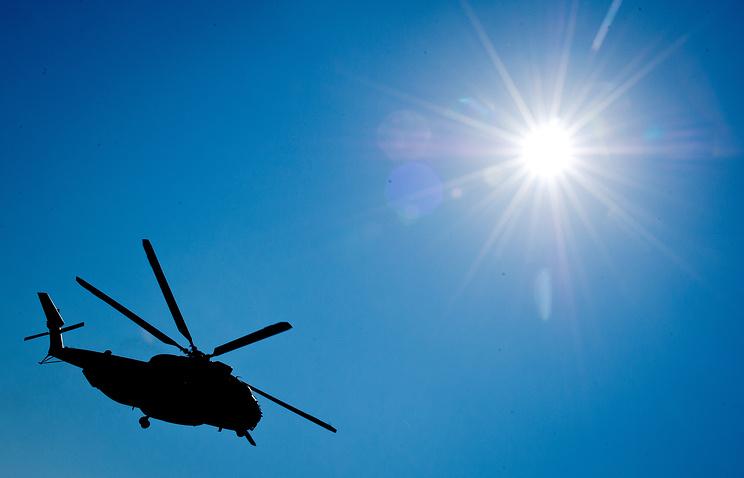 Вертолет CH-53, архив