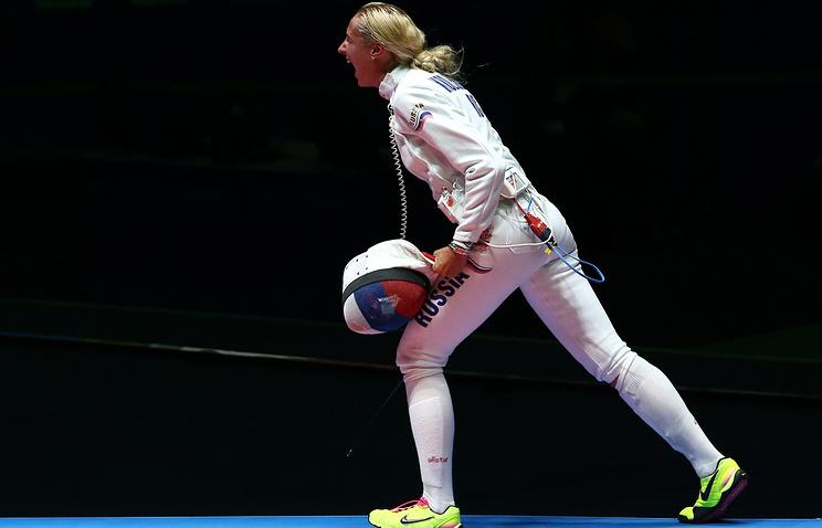Виолетта Колобова стала трехкратной чемпионкой Европы