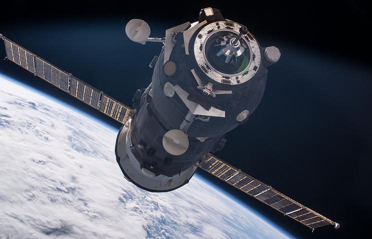 """Грузовой космический корабль """"Прогресс МС-06"""", 16 июня"""