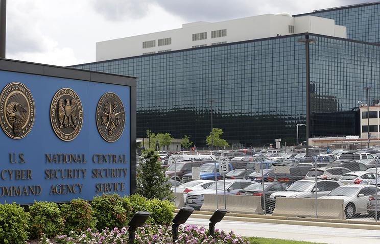 Здание Национального агентства по борьбе с преступностью, США