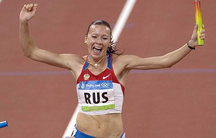 Три русских бегуна дисквалифицированы задопинг на 4 года