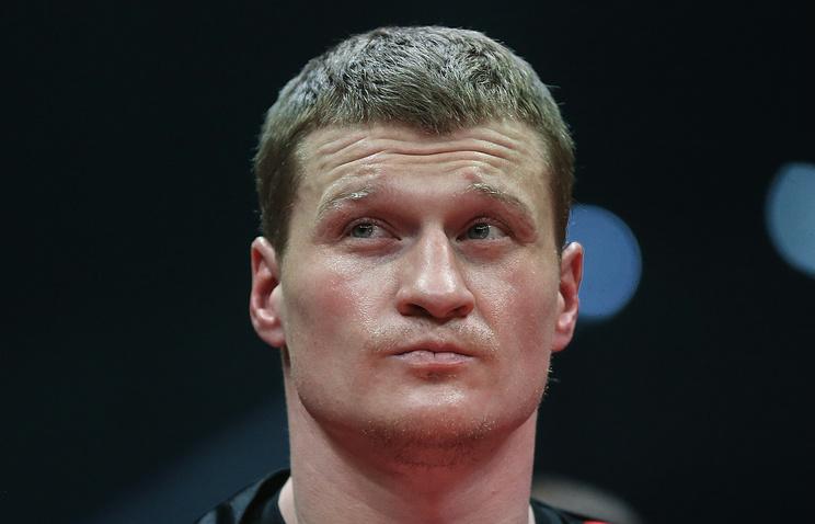 «Готов ковсему, что Руденко предложит мне вринге»— Александр Поветкин