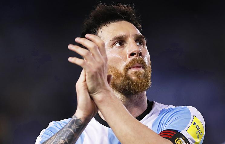 Испанская генпрокуратура заменила футболисту Месси тюремное заключение наштраф в €255 тыс