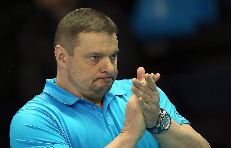 Сборная РФ  поволейболу проиграла Канаде встартовом матче финала Мировой лиги