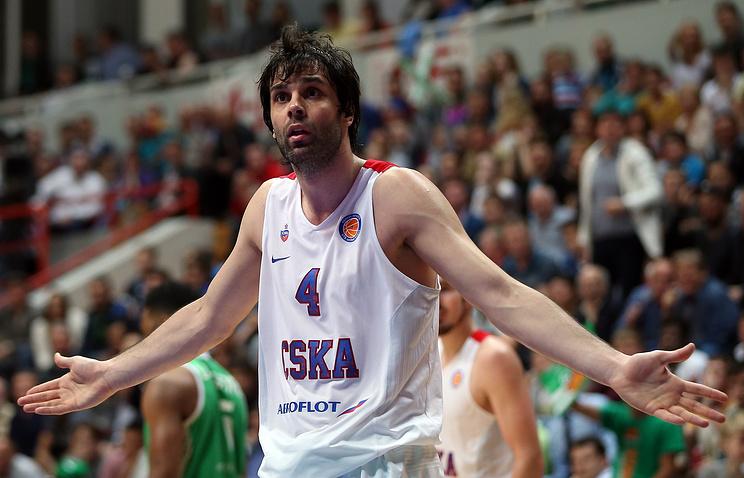 Армеец Милош Теодосич подписал договор скомандой НБА