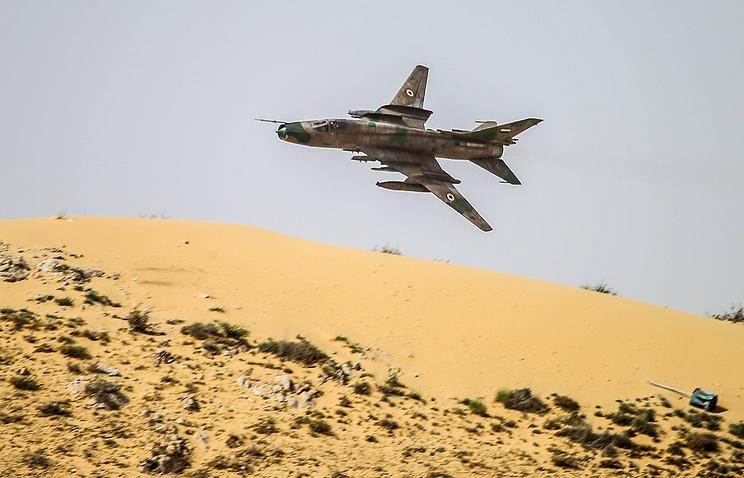 СМИ: сирийская оппозиция заявила о сбитом истребителе ВВС Сирии над зоной деэскалации