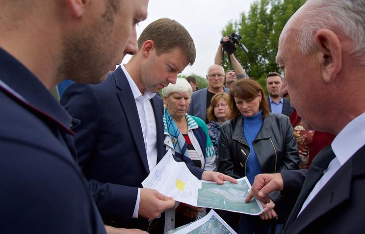 И. о. главы Балашихи Сергей Юров