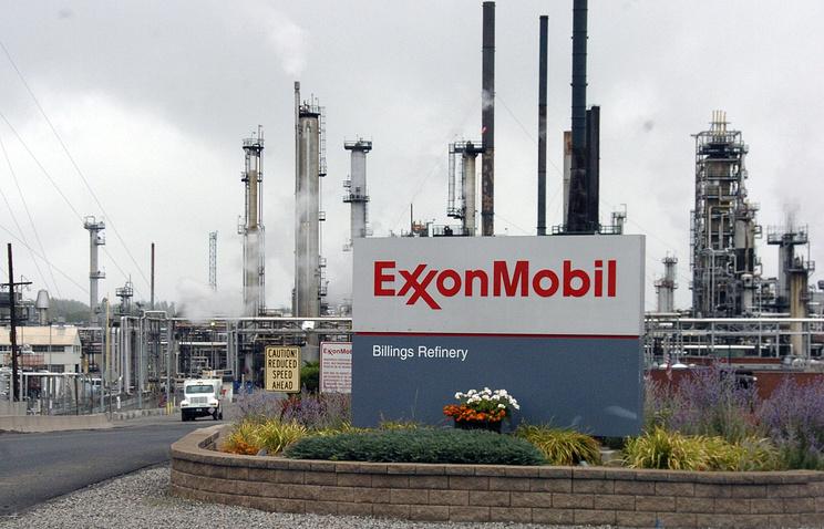 ExxonMobil оштрафовали вСША на $2 млн засделки с«Роснефтью»