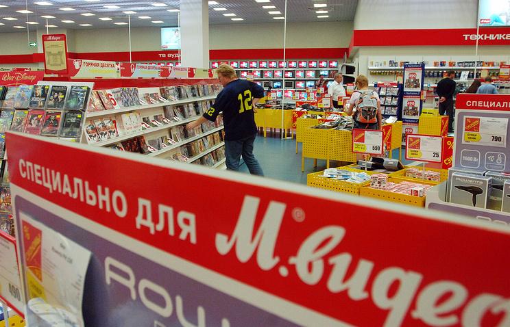 «Сафмар» выставит на продажу иностранным инвесторам до 24,66% «М.Видео» - Экономика и бизнес - ТАСС