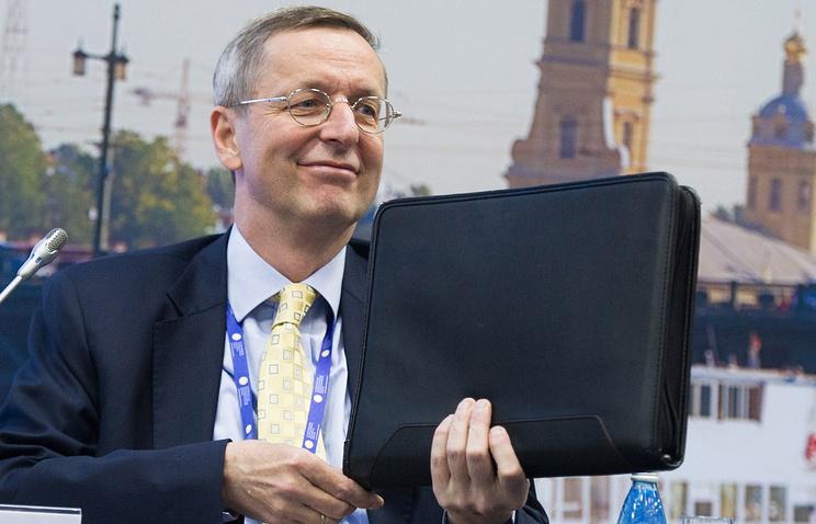Управляющий директор Восточного комитета германской экономики Михаэль Хармс