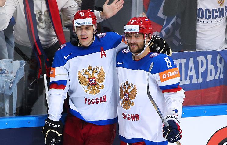 Малкин: беря вовнимание неприезд игроков НХЛ, сборная РФ будет основным фаворитомОИ