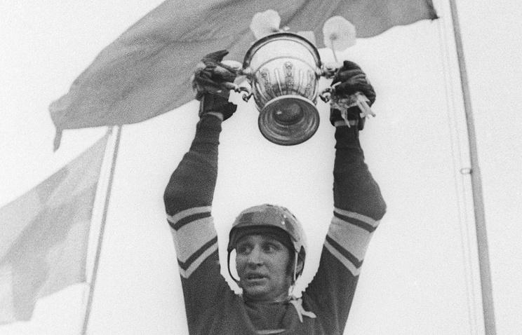 Валерий Маслов, 1973 год