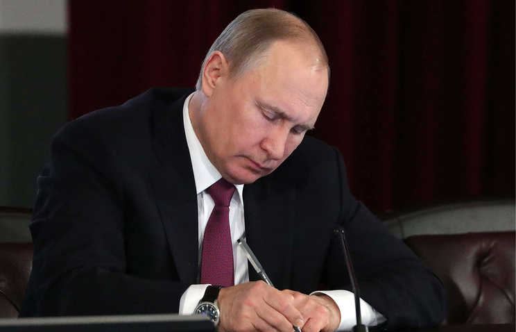 Путин утвердил закон об«альтернативной котельной»