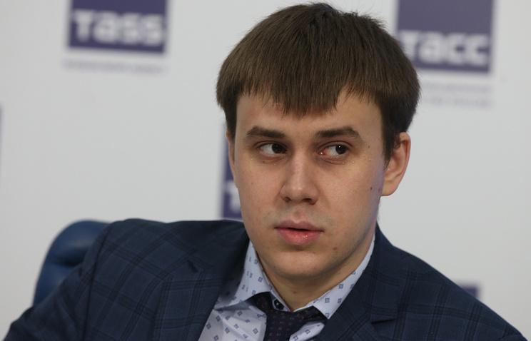 Кирилл Щекутьев