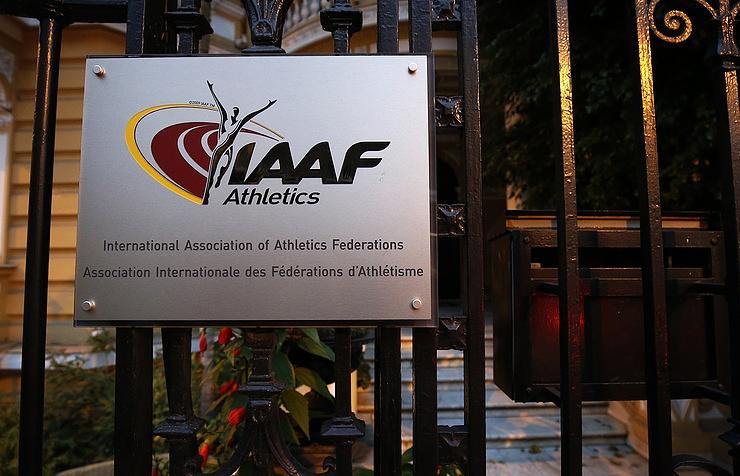 Съезд IAAF продлил срок лишения ВФЛА членства ворганизации