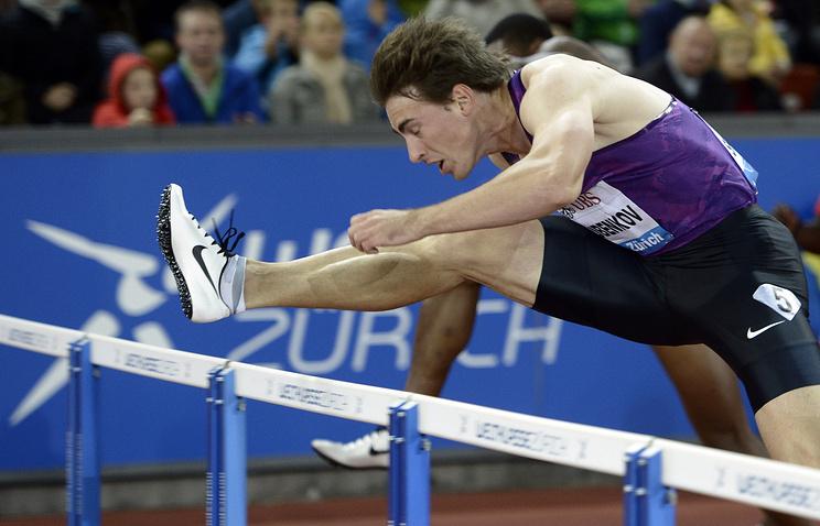 Шубенков одержал победу  серебро вбеге на110 метров сбарьерами