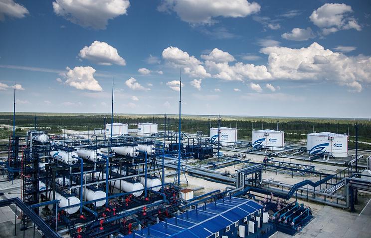 """Нефтедобывающий промысел """"Газпромнефть-Ноябрьскнефтегаз"""", ЯНАО"""
