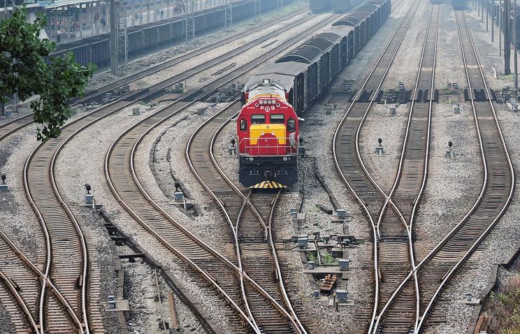 Начал работу новый грузовой железнодорожный маршрут КНР