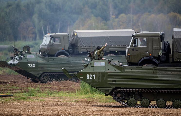 Экипажи вертолетов Ми-28Н выполнят ночные пуски ракет на пленуме  «Армия-2017»