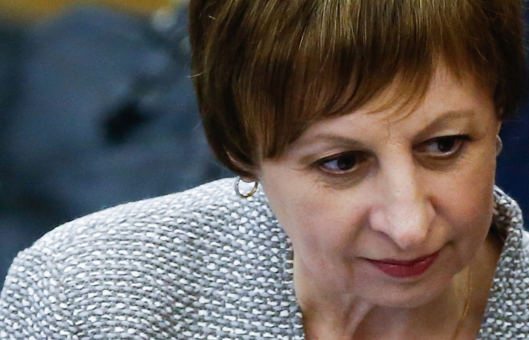 Член комитета Госдумы РФ по международным делам Ирина Евтушенко