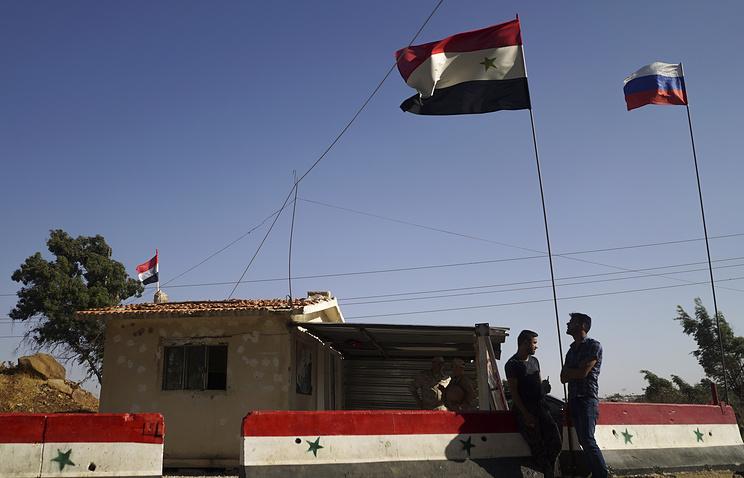 ВСирии взонах деэскалации зафиксировано 6 случаев стрельбы