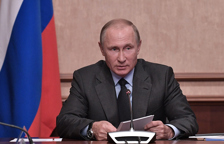 Путин предложил сажать до10 лет занарушения всфере гособоронзаказа