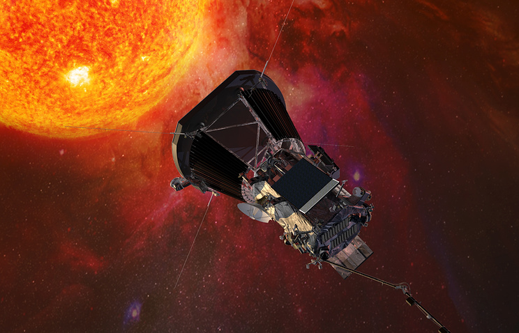 NASA запустит зонд для исследования Солнца