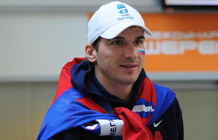 2-кратный чемпион мира похоккею Жердев подписал договор срижским «Динамо»