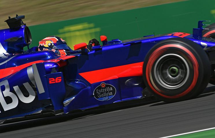 Русского  гонщика Квята отстранили от«Формулы-1»