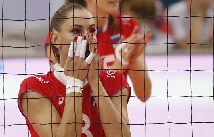Сборная Азербайджана вышла вполуфиналЧЕ поволейболу, обыграв Германию