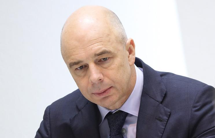 Министр финансов РФдопустил сокращение заимствований навнешнем рынке при неблагоприятной конъюнктуре