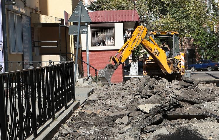 ВВоронежской области увеличили штрафы засамовольное разрушение асфальта
