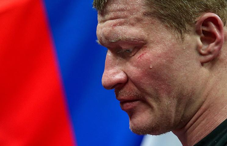 Скандальный боксёр Александр Поветкин проведёт поединок вЕкатеринбурге